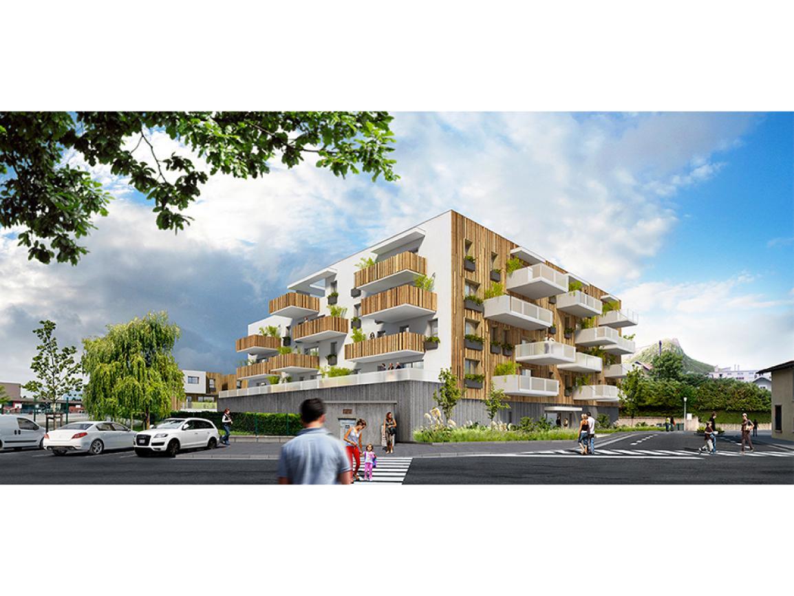 Scrub architectes - Seyssins - 38-Isère
