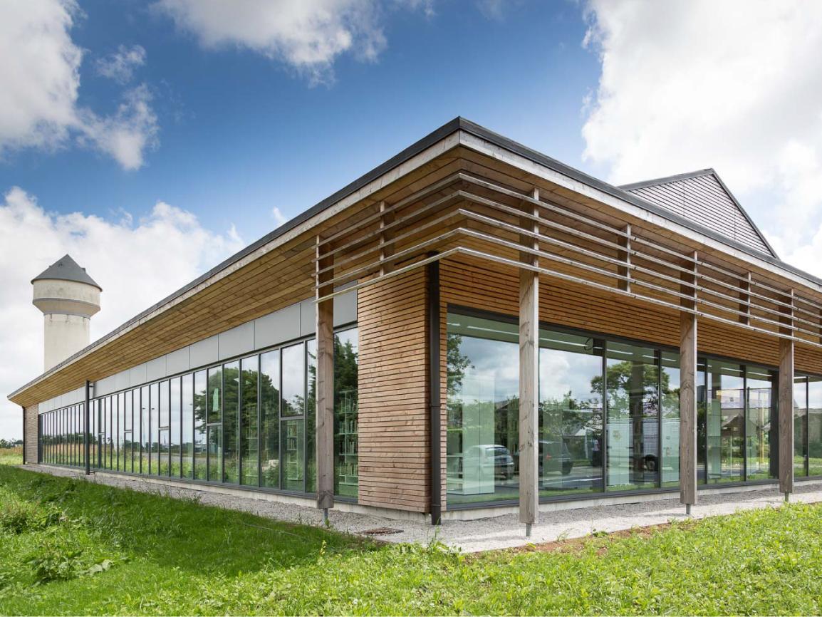 Grignou Stéphan Architectes - Quimper - 29-Finistère