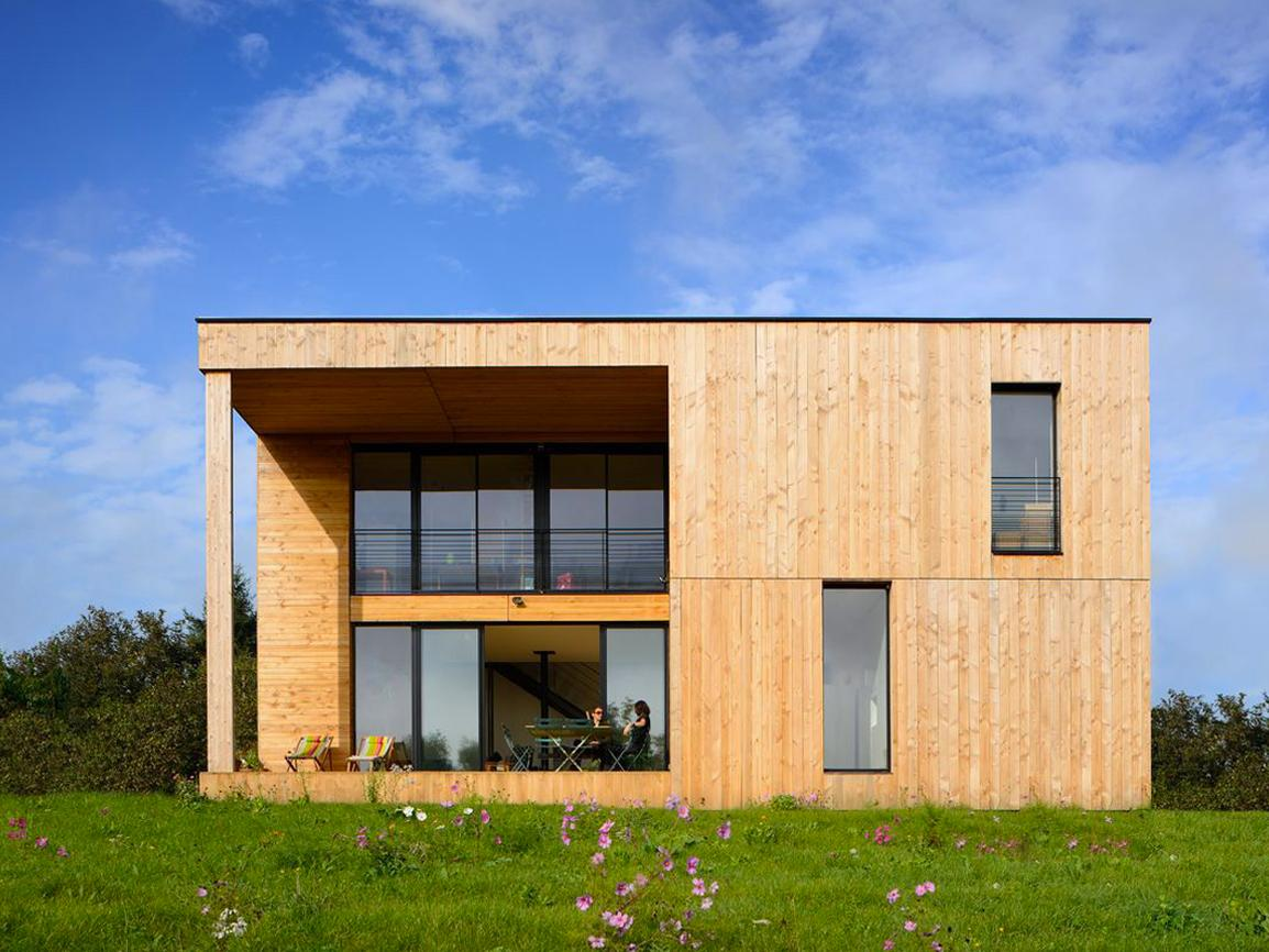 Barres Coquet Architectes - Châtillon - 69-Rhône