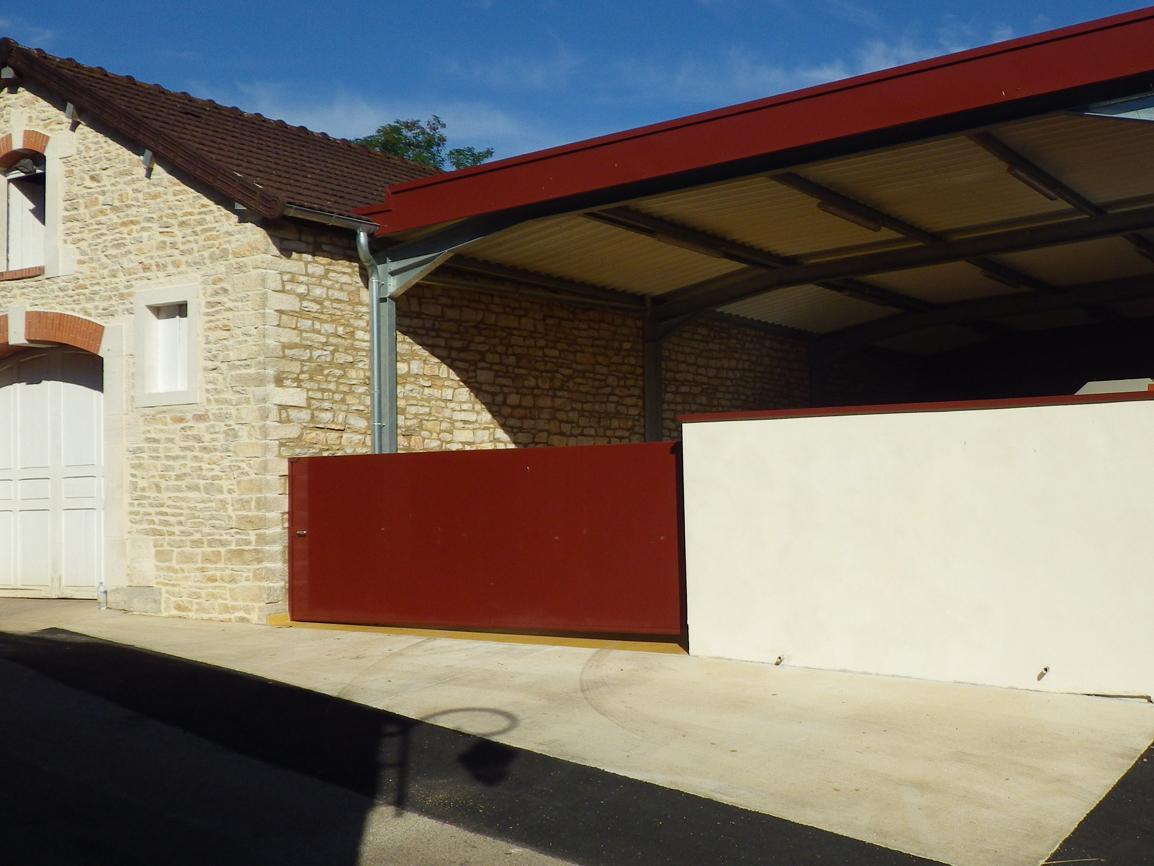 BARAUDE ARCHITECTURE - Givry - 71-Saône-et-Loire