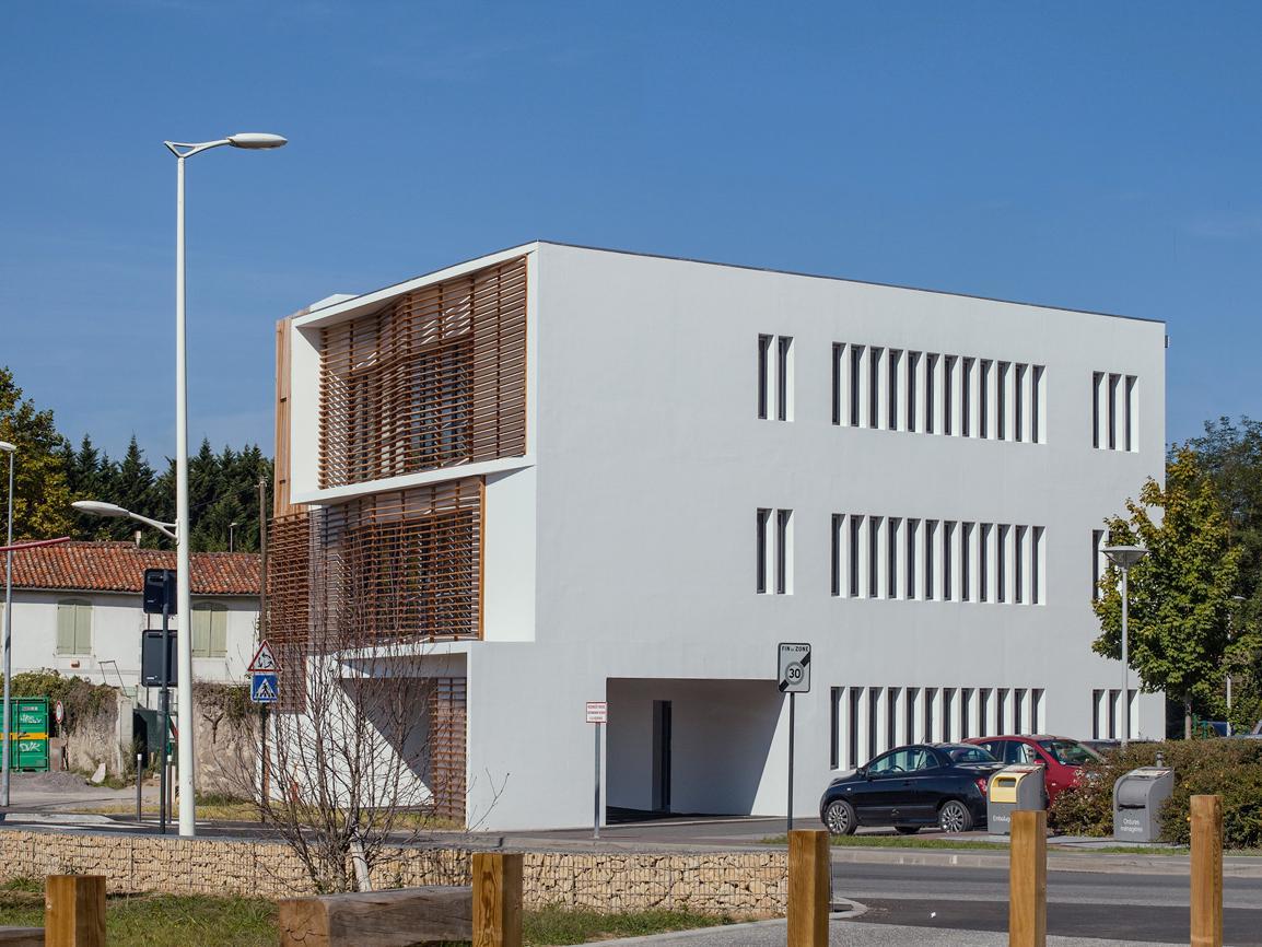 Romain Thévenot Architecte DPLG - Biarritz - 64-Pyrénées-Atlantiques