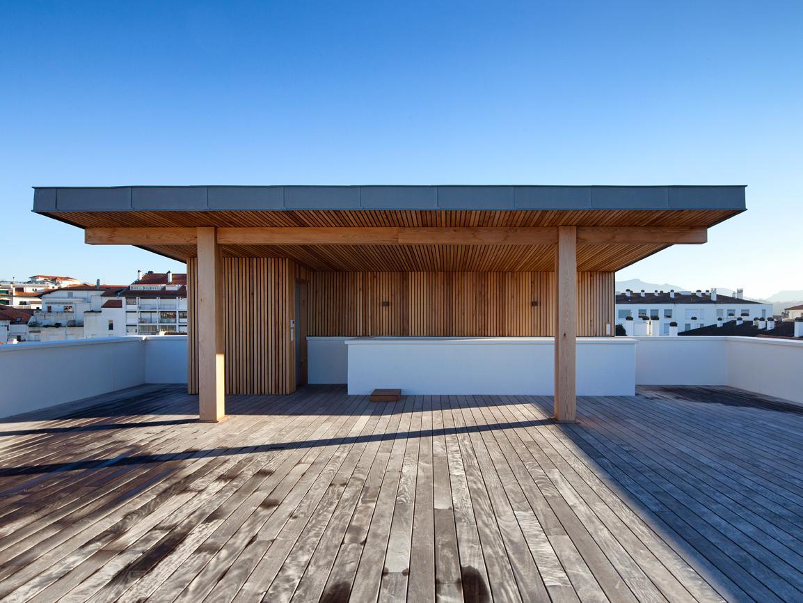 annuaire des architectes et agences d 39 architecture romain th venot architecte dplg biarritz. Black Bedroom Furniture Sets. Home Design Ideas