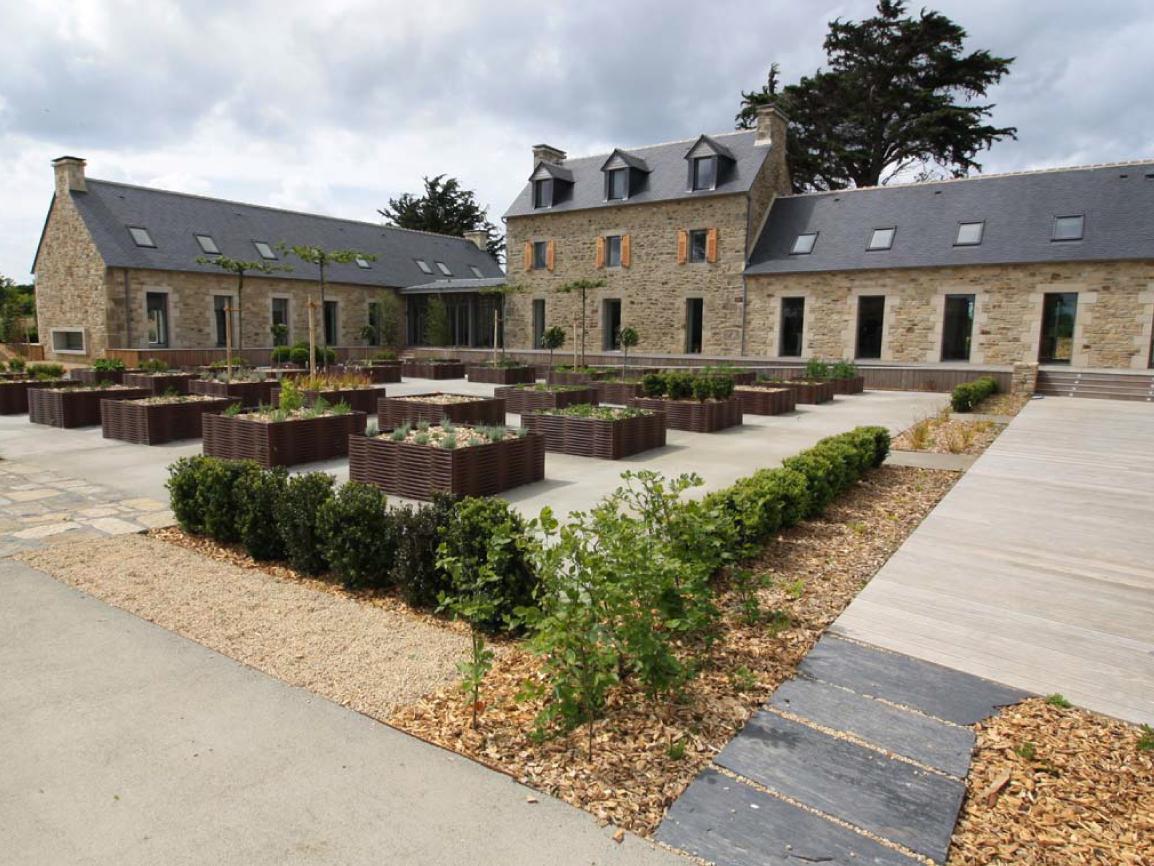 Crayons des Jardins - Brest - 29-Finistère