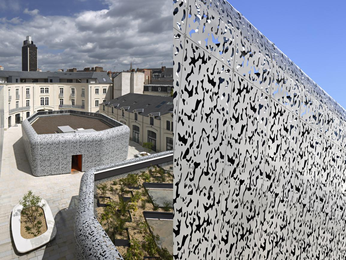 Guillaume Satre / Photographe d'architecture - Nantes - 44-Loire-Atlantique